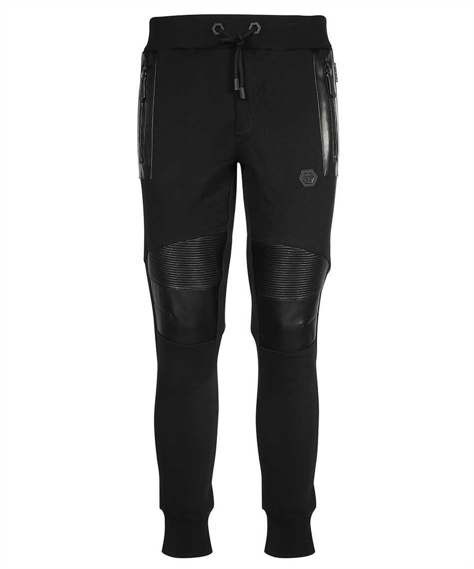 Philipp Plein PAAC MJT1773 JOGGING ICONIC PLEIN Trousers 1