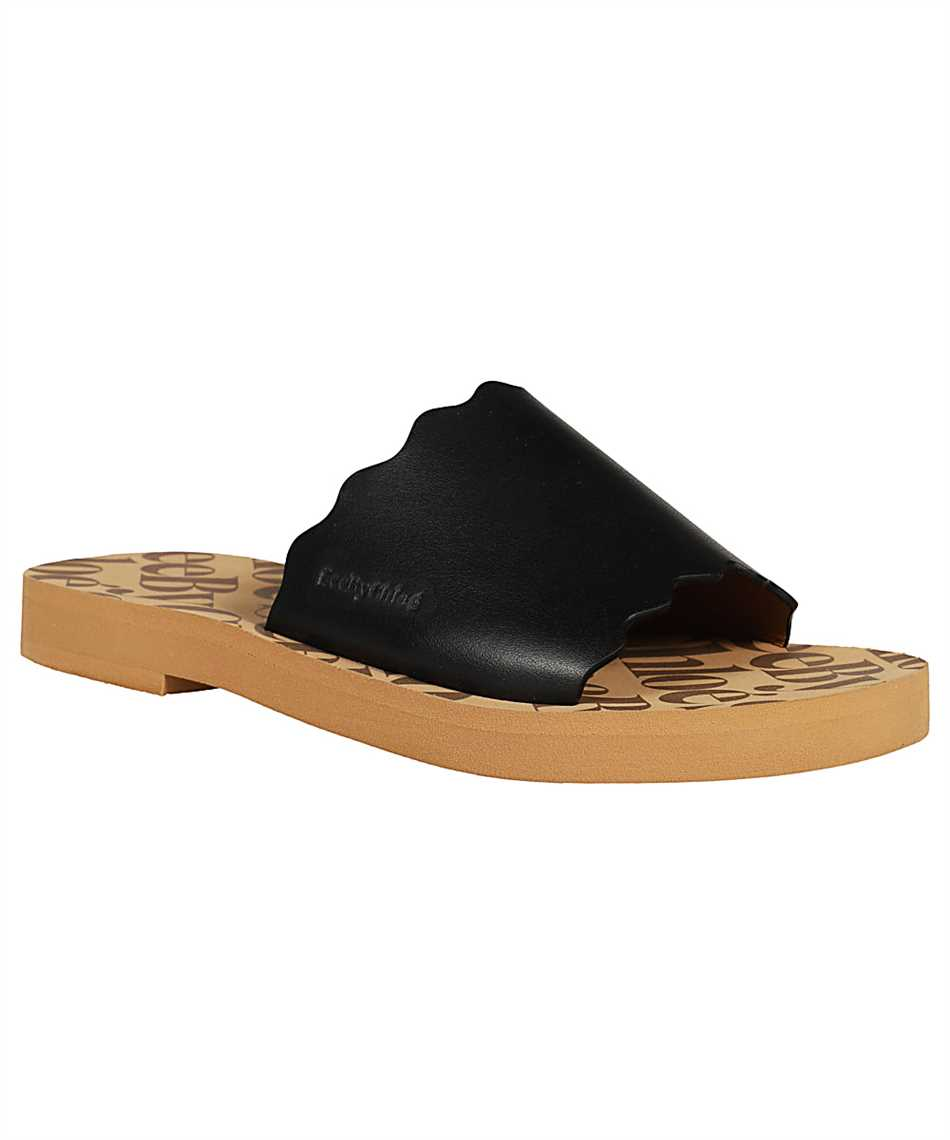 See By Chloè SB35180A A302 ESSIE MULE Sandals 2