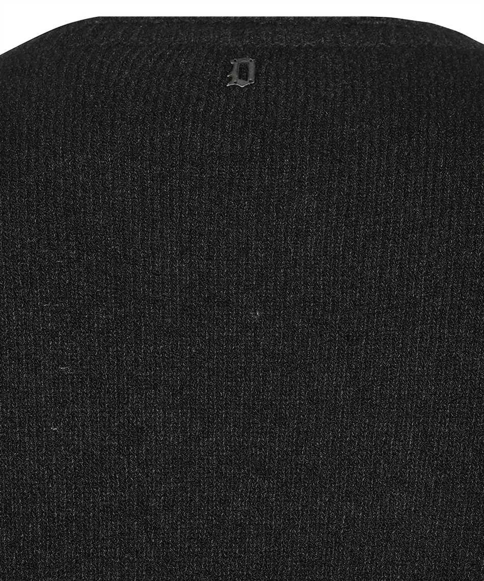 Don Dup UM999 M00697 002 WOOL Strick 3