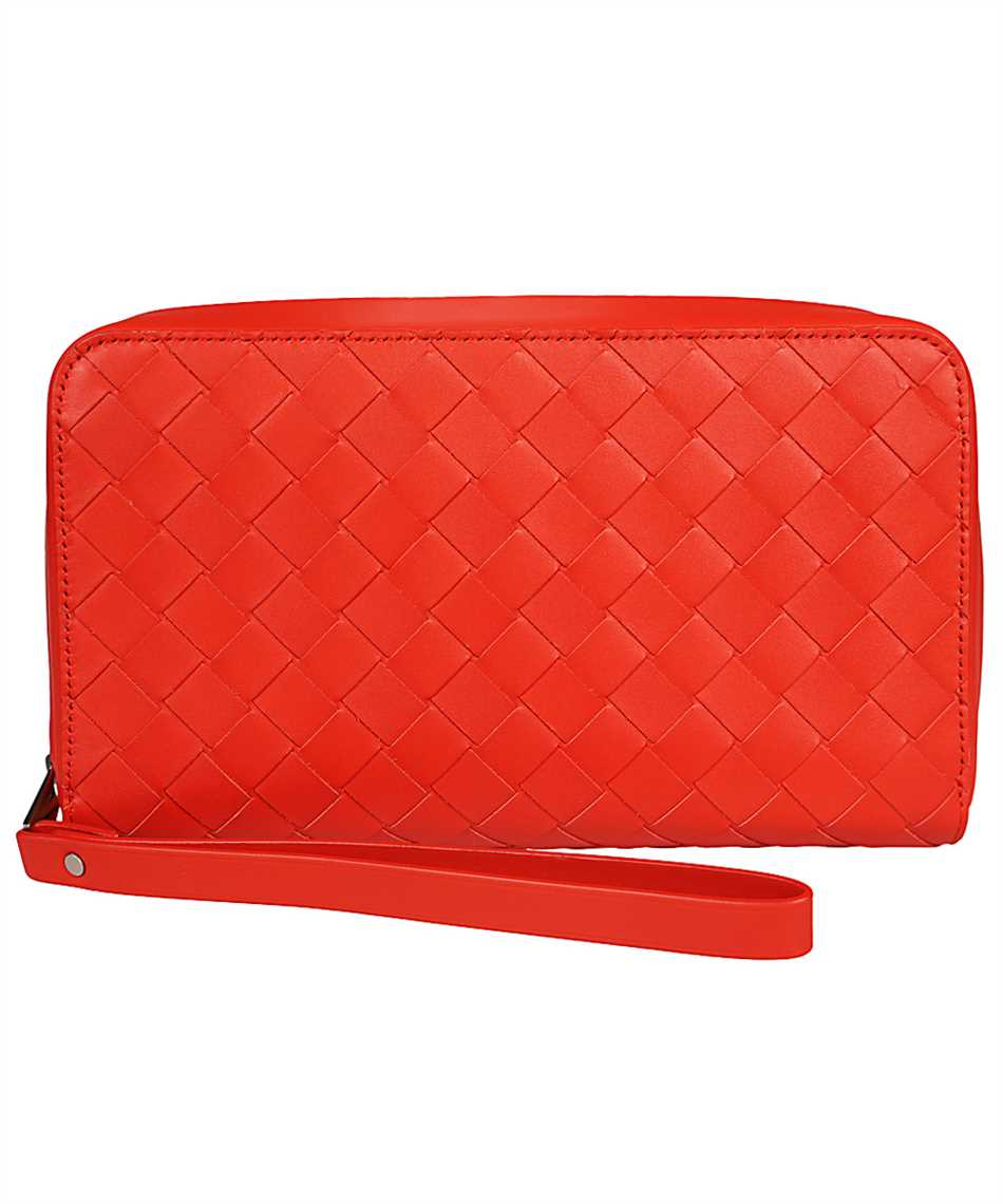 Bottega Veneta 650524 VCPQ3 ZIP-AROUND Wallet 1
