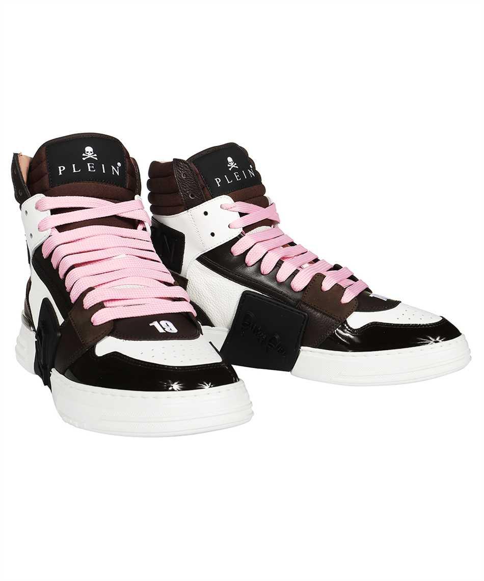 Philipp Plein AAAS MSC 3313 PLE010N PHANTOM KICK HIT TOP Sneakers 2