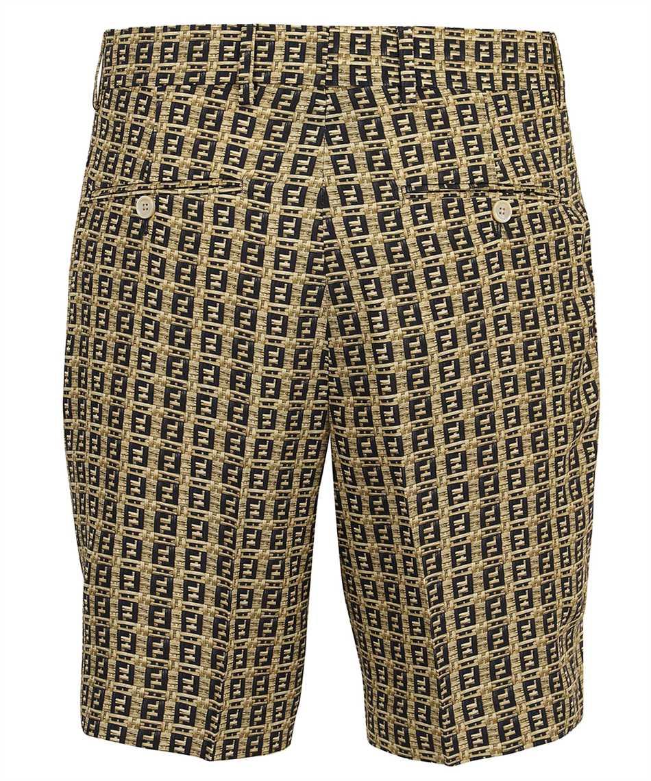 Fendi FB0521 AFEI FF MICRO PATTERN Shorts 2