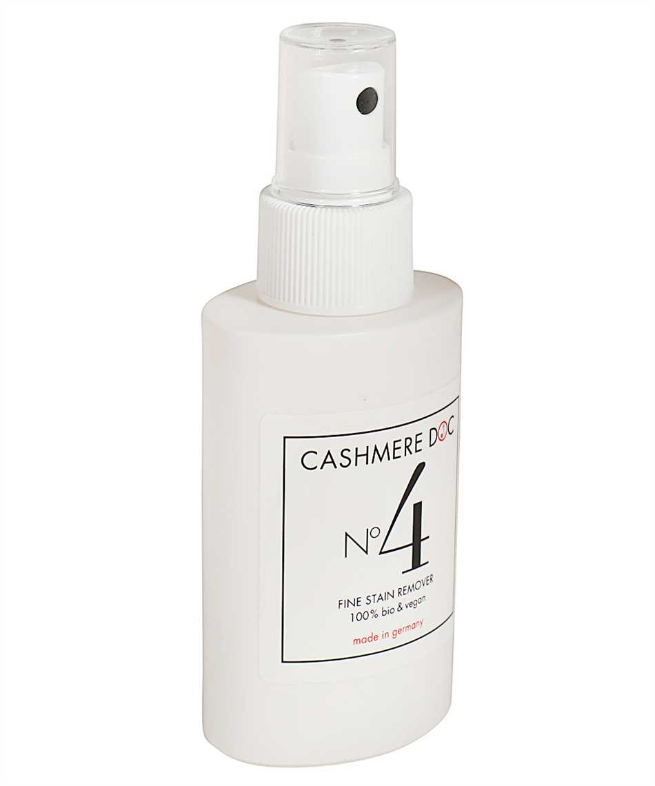 Cashmere Doc N.4 COTTON CARE Waschmittel 3