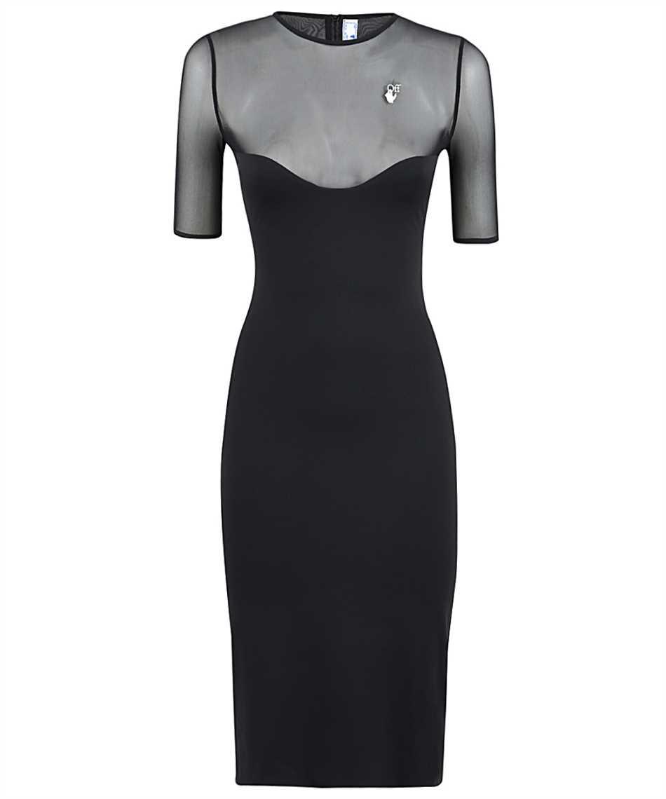 Off-White OWVT006E20JER001 ATHLEISURE Dress 1