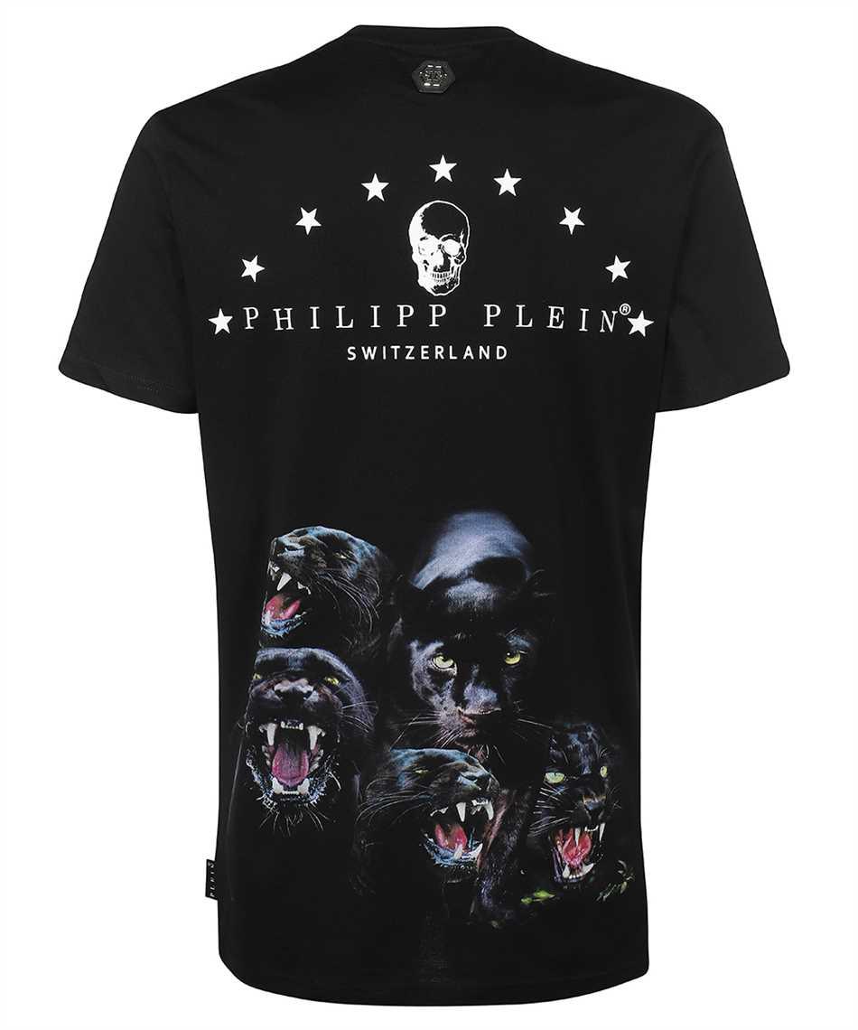 Philipp Plein PAAC MTK5104 PANTHER T-shirt 2