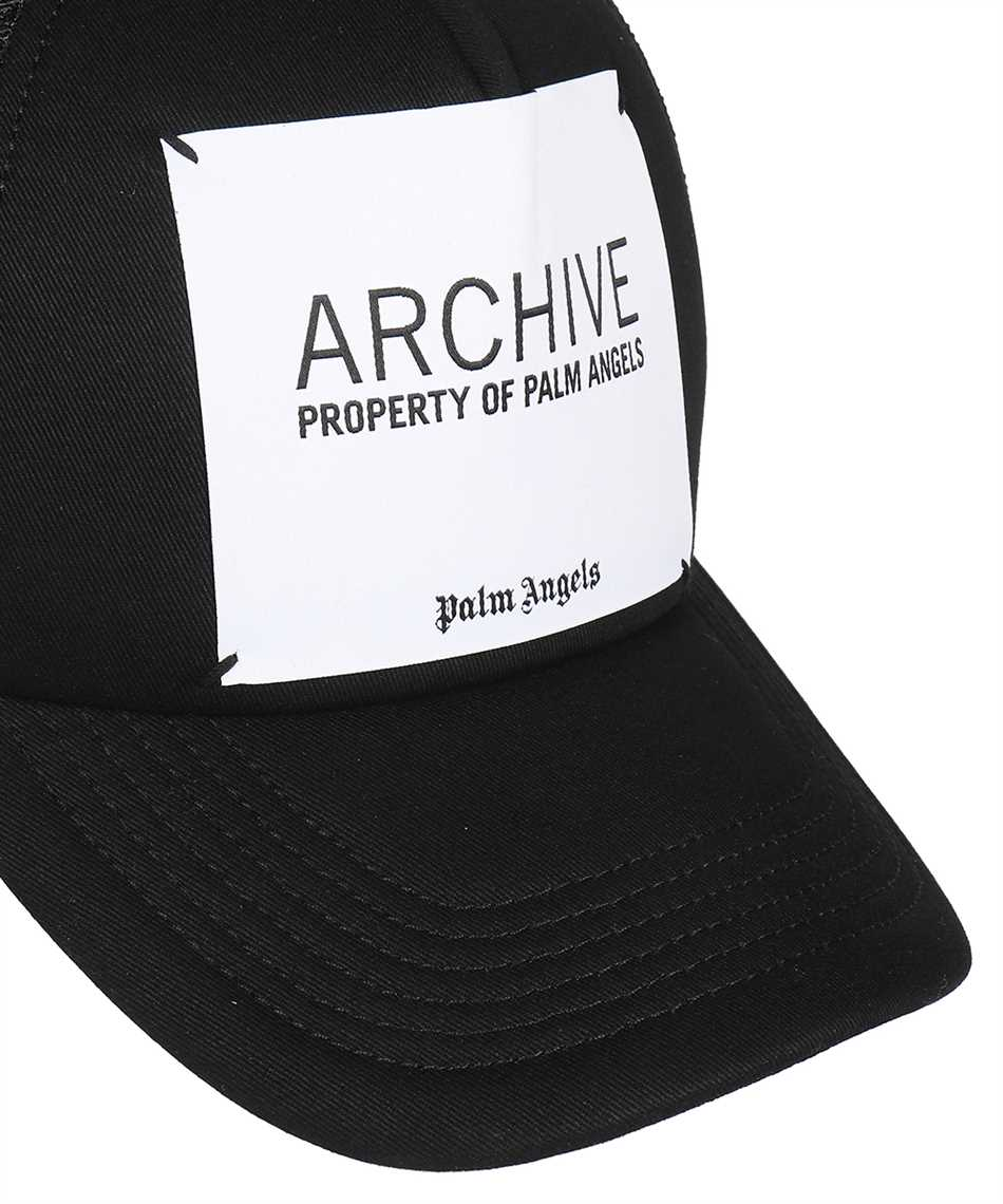 Palm Angels PMLB045F21FAB004 ARCHIVE Cappello 3