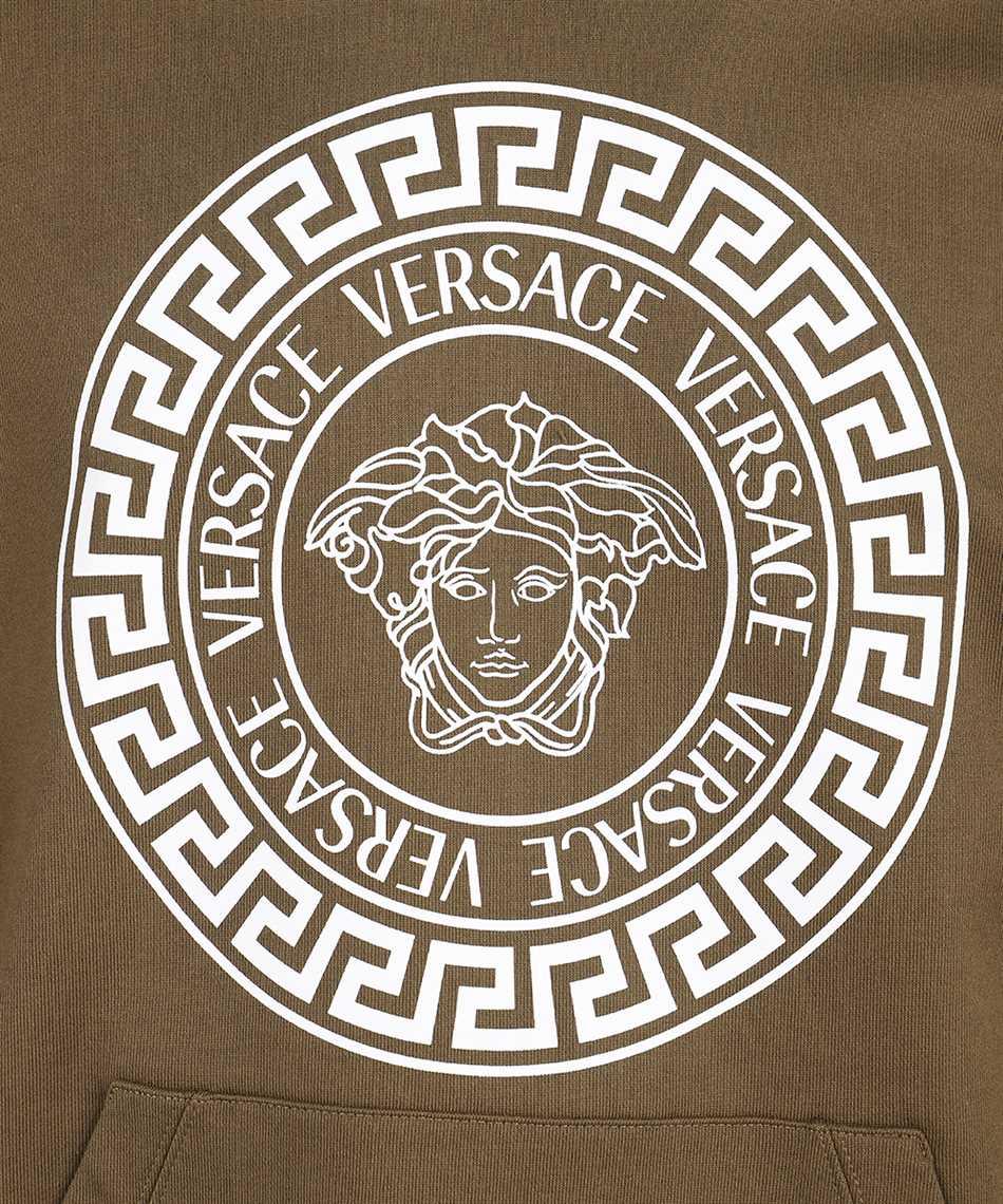 Versace 1001419 1A01052 STAMPE MEDUSA GRECA Hoodie 3