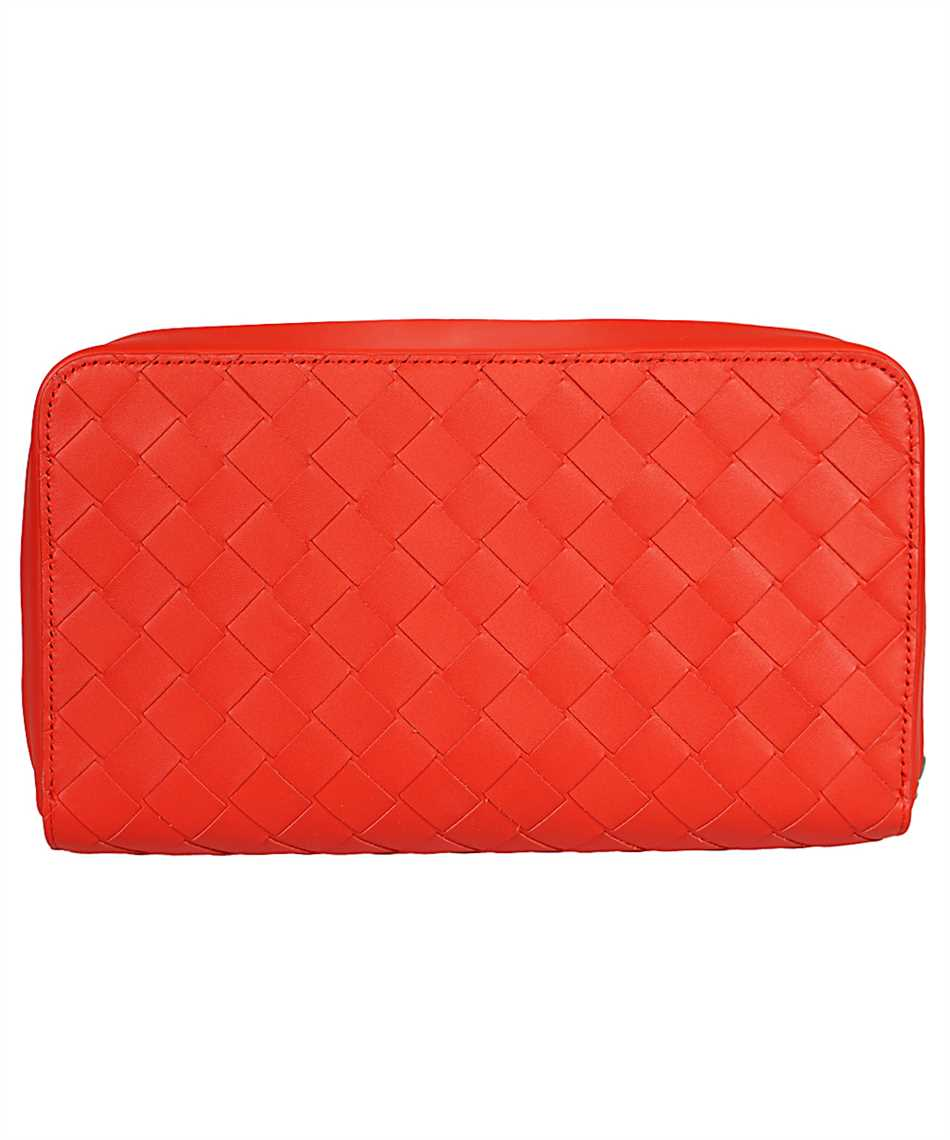 Bottega Veneta 650524 VCPQ3 ZIP-AROUND Wallet 2