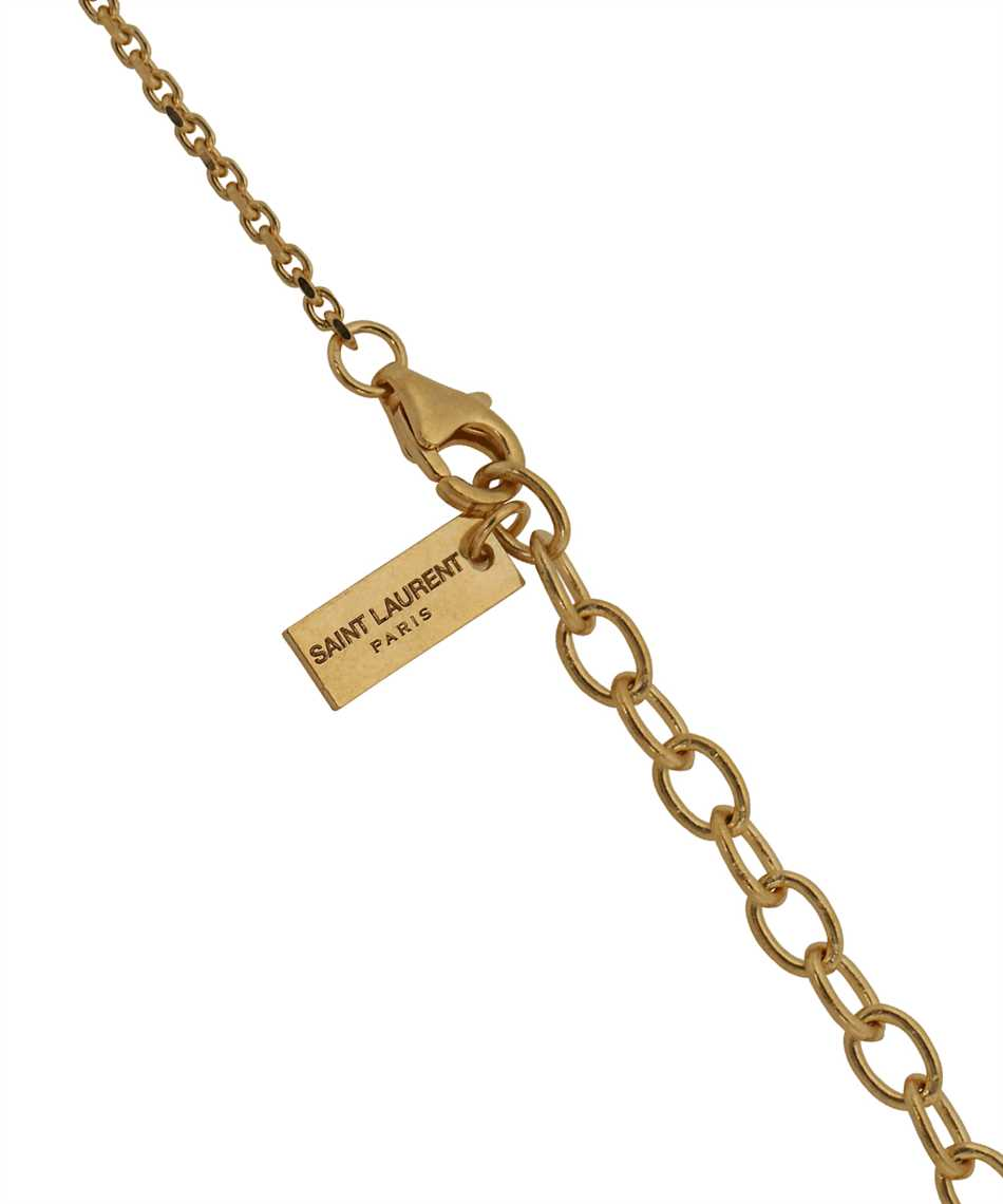 Saint Laurent 653353 Y1500 SCORPION Halskette 2
