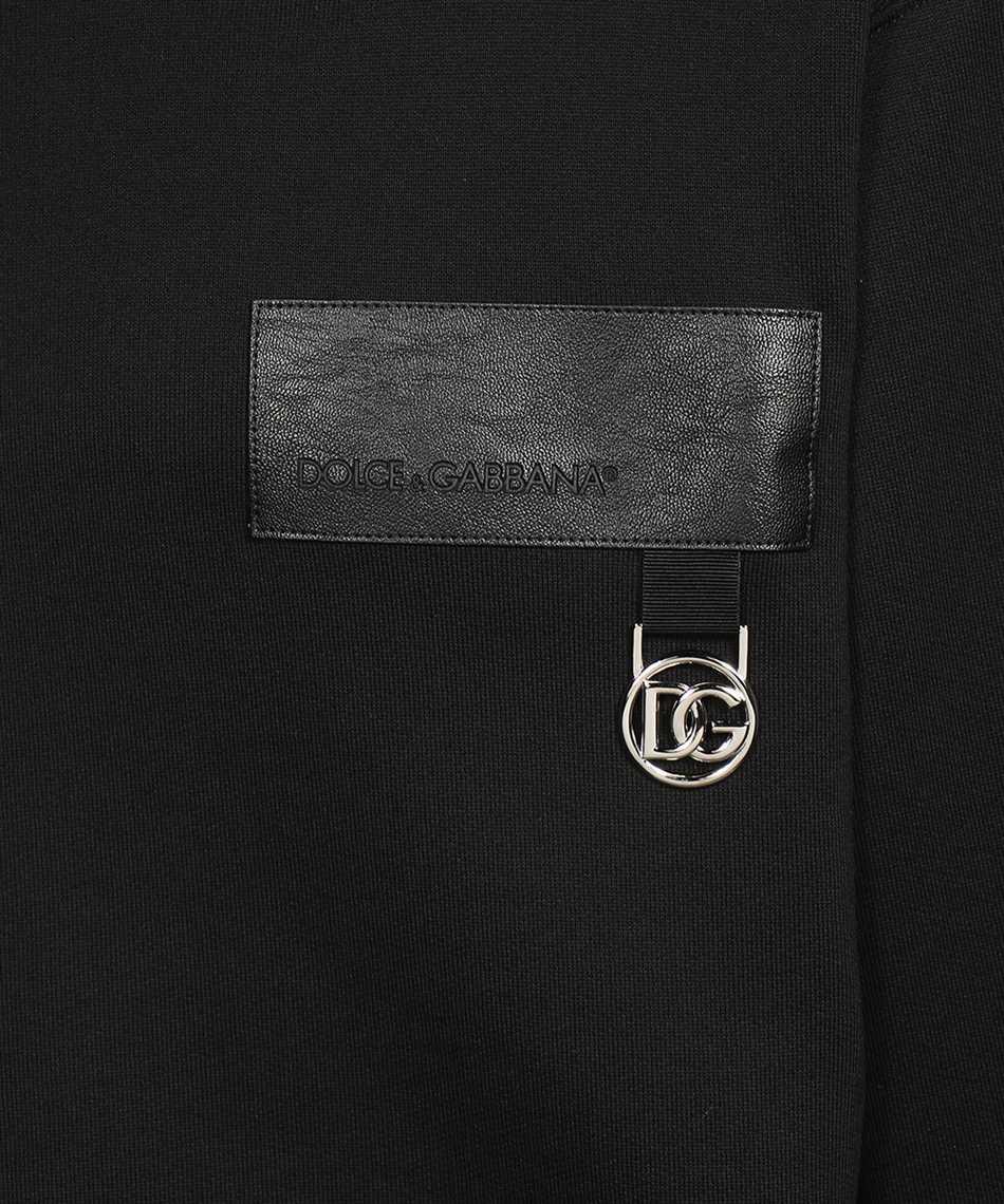 Dolce & Gabbana G9UF3Z G7A2D DG PATCH Kapuzen-Sweatshirt 3