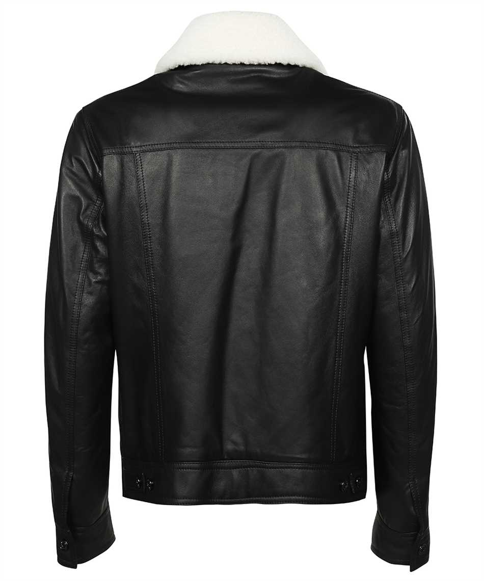 Dolce & Gabbana G9VN0L HULLZ LAMBSKIN AVIATOR Jacke 2