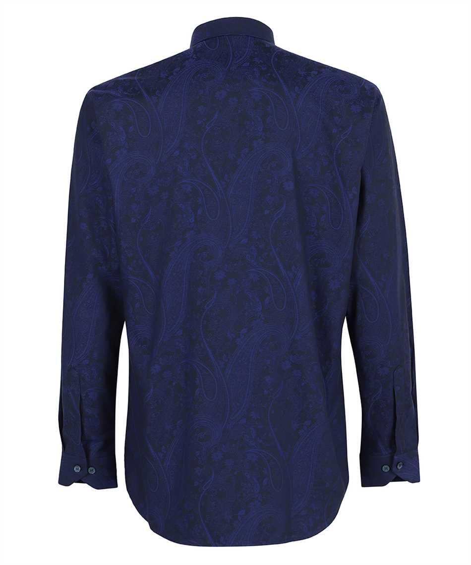 Etro 1K094 3212 PAISLEY PATTERN COTTON Shirt 2