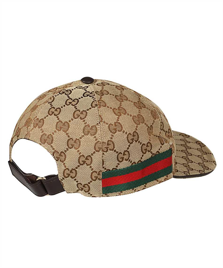 Gucci 200035 KQWBG ORIGINAL GG Cap 2