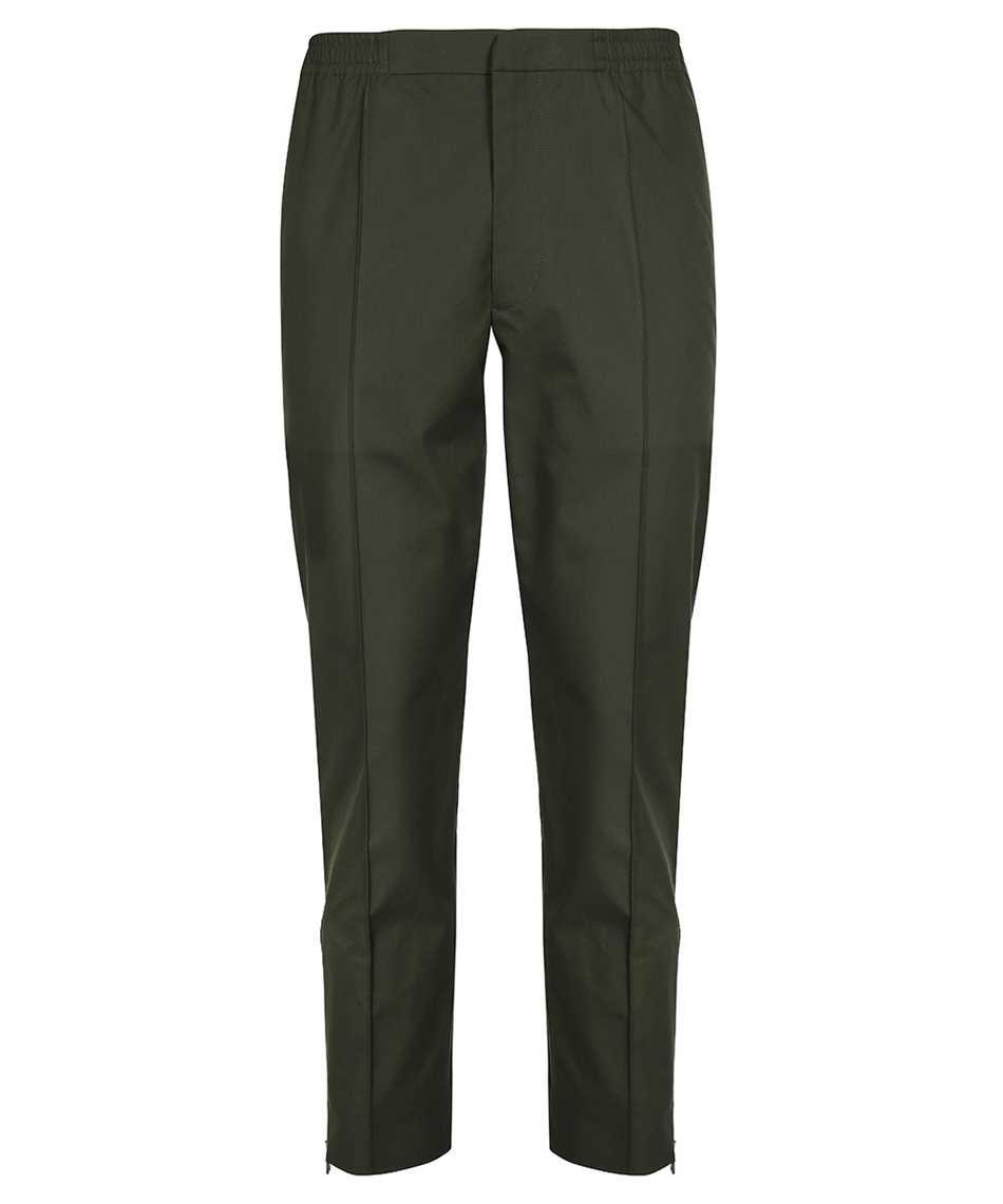 Alexander McQueen 653548 QRS44 COTTON Trousers 1