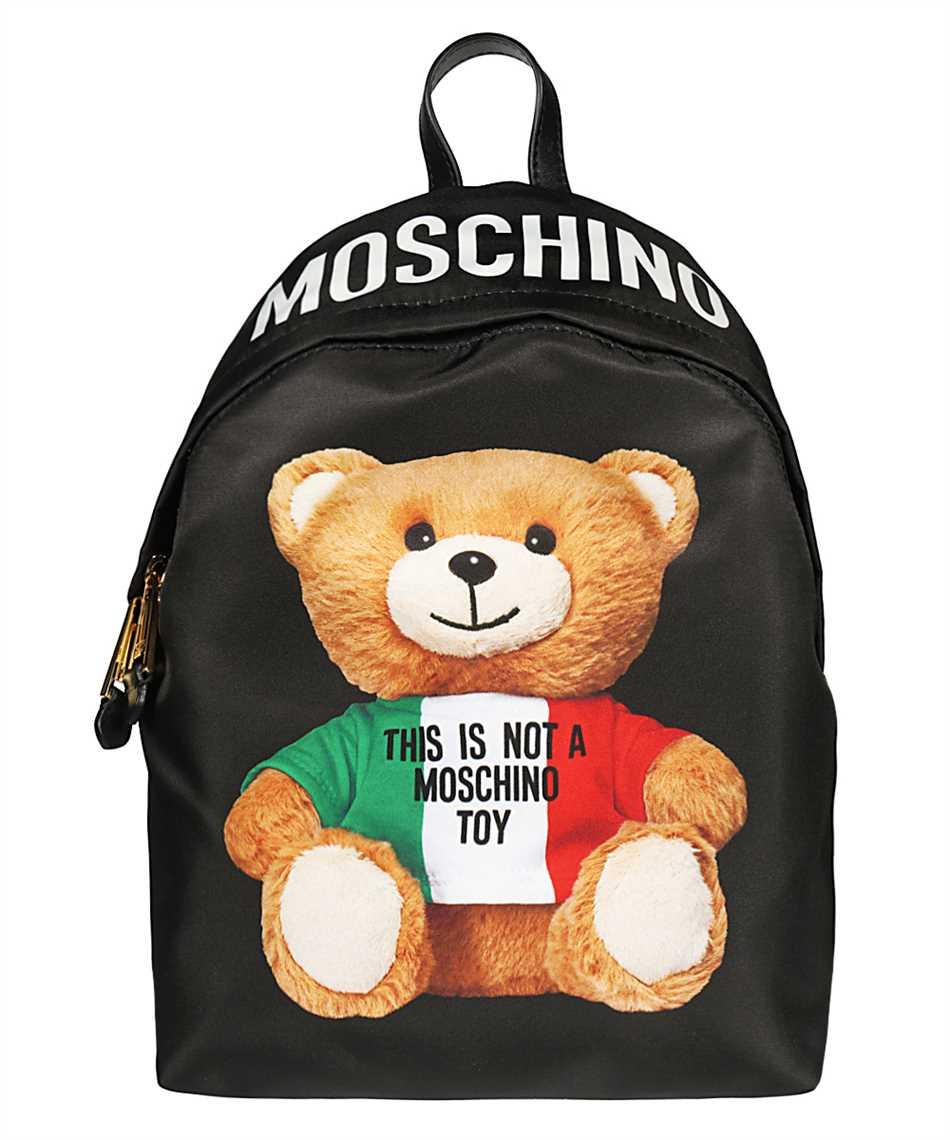 Moschino A7633 8213 ITALIAN TEDDY BEAR Rucksack 1