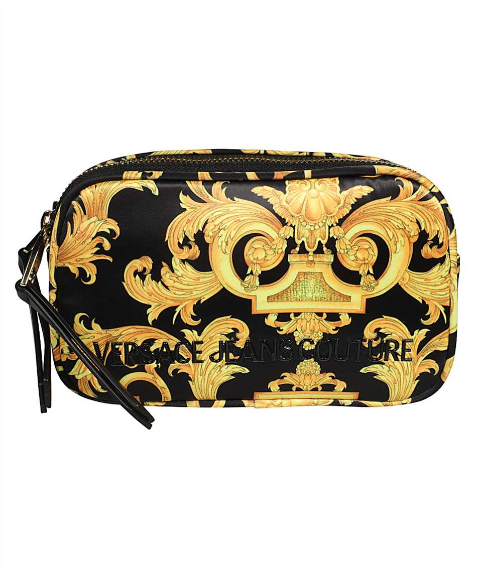 Versace Jeans Couture E1VWABT1 71885 SHELLY LOGO BAROQUE PRINT SHOULDER Bag 1