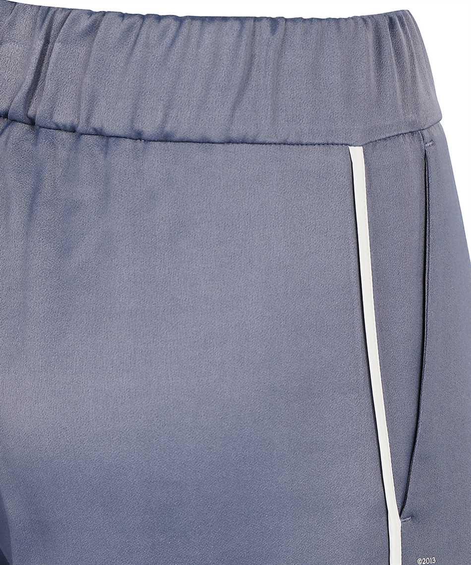 Off-White OWCA125F21FAB002 SATIN PULL ON Pantalone 3