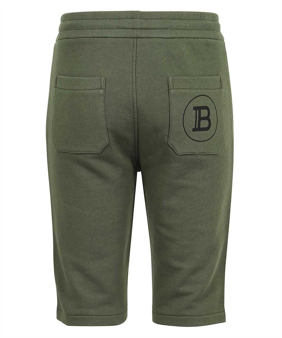 Balmain WH0OA003B152 B PRINT Shorts 2