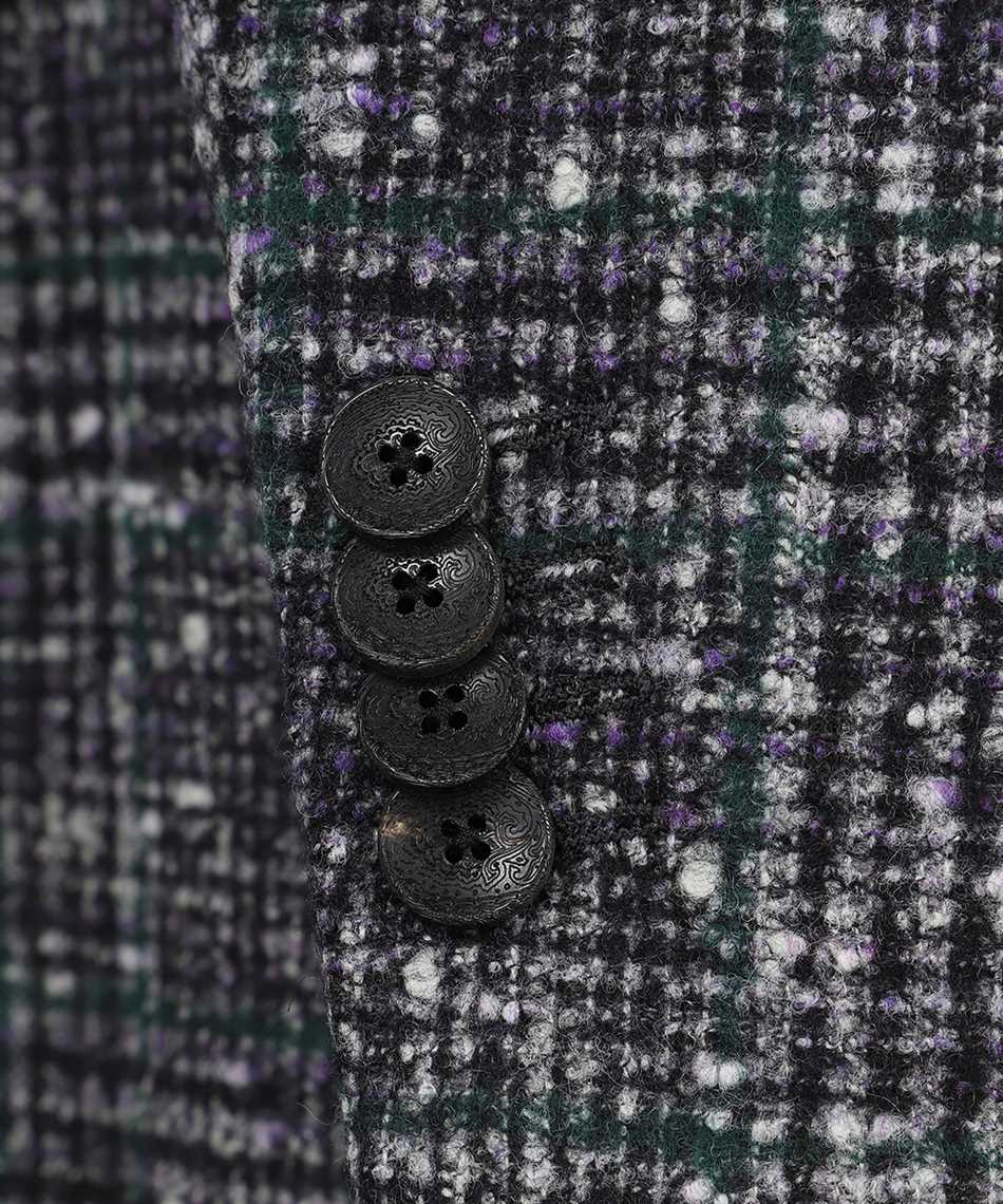 Etro 1G108 0071 TAILORED CHECK Jacke 3