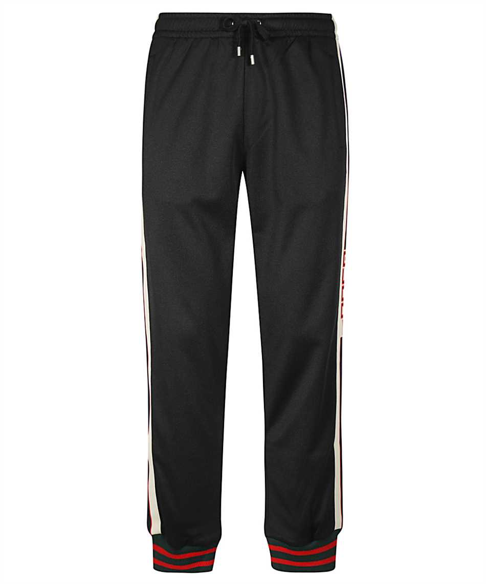 Gucci 474635 X5T39 TECHNICAL Trousers 1