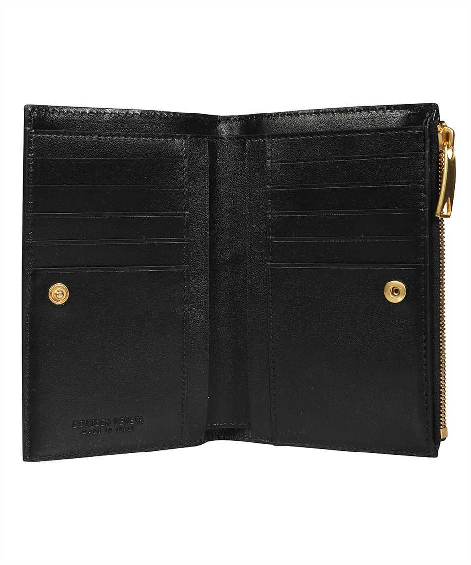 Bottega Veneta 667468 VCPP2 BI-FOLD ZIP Wallet 3
