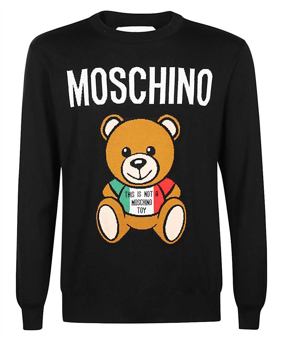 Moschino A0927 2002 ITALIAN TEDDY BEAR Maglia 1