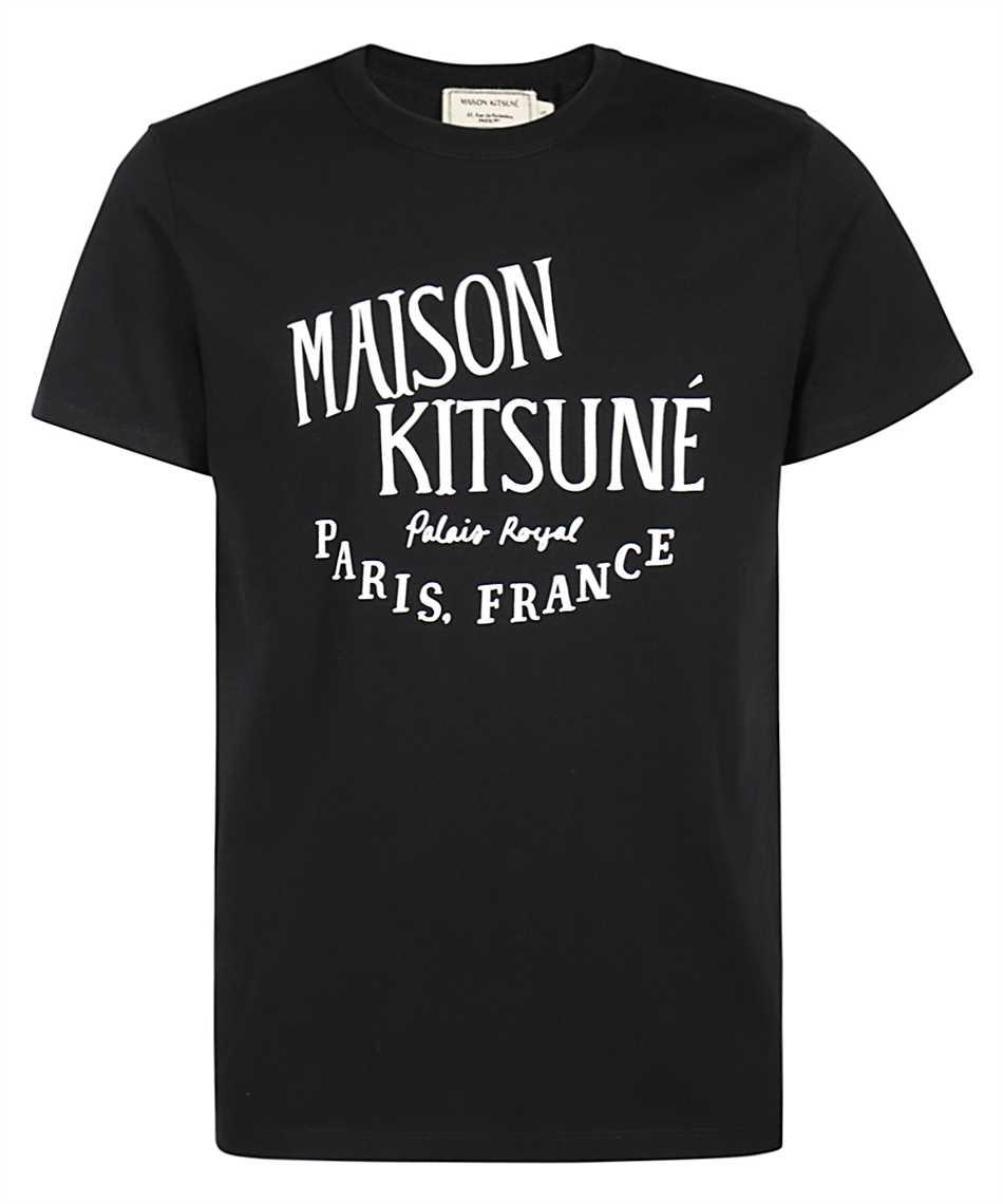 Maison Kitsune AM00100KJ0008 PALAIS ROYAL CLASSIC T-shirt 1