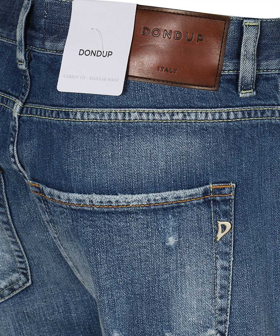 Don Dup DP466 DF0232 BB4 CARROT FIT Jeans 3