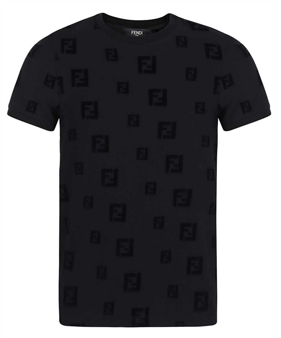 Fendi FAF578 AE15 FF CHENILLE T-shirt 1