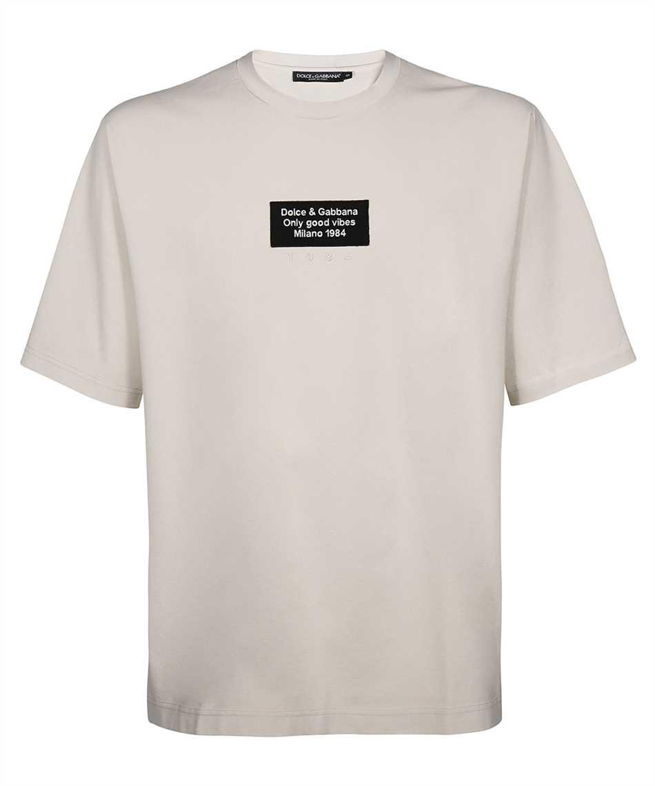 Dolce & Gabbana G8MZ0Z FUGK4 T-Shirt 1