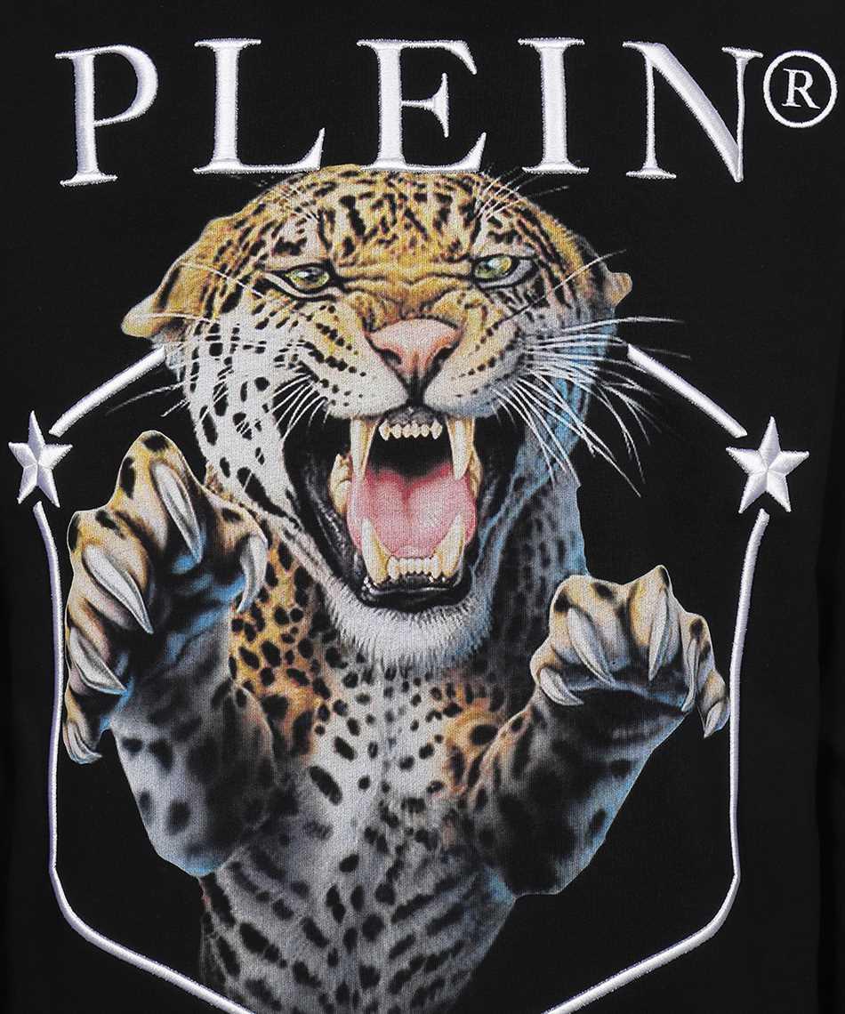 Philipp Plein PAAC MJB2409 TIGER Hoodie 3