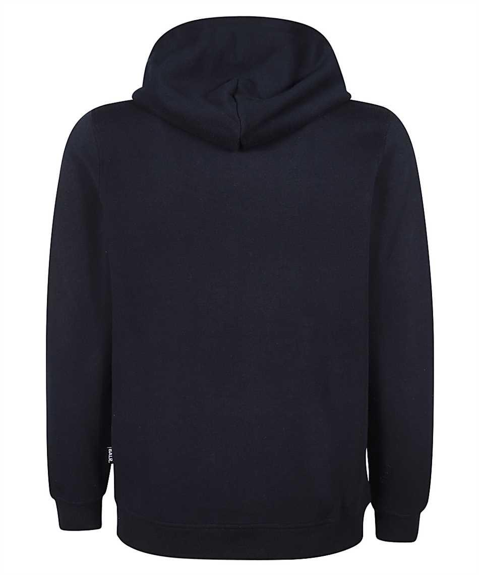 Balr. Q-Series straight zip thru hoodie Felpa 2