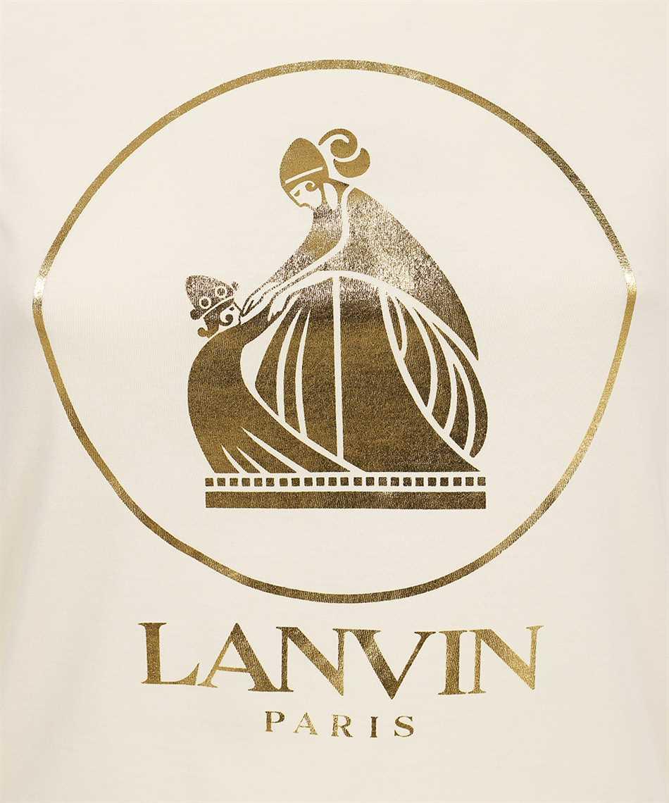 Lanvin RW TS0007 J068 A21 MOTHER & CHILD T-Shirt 3