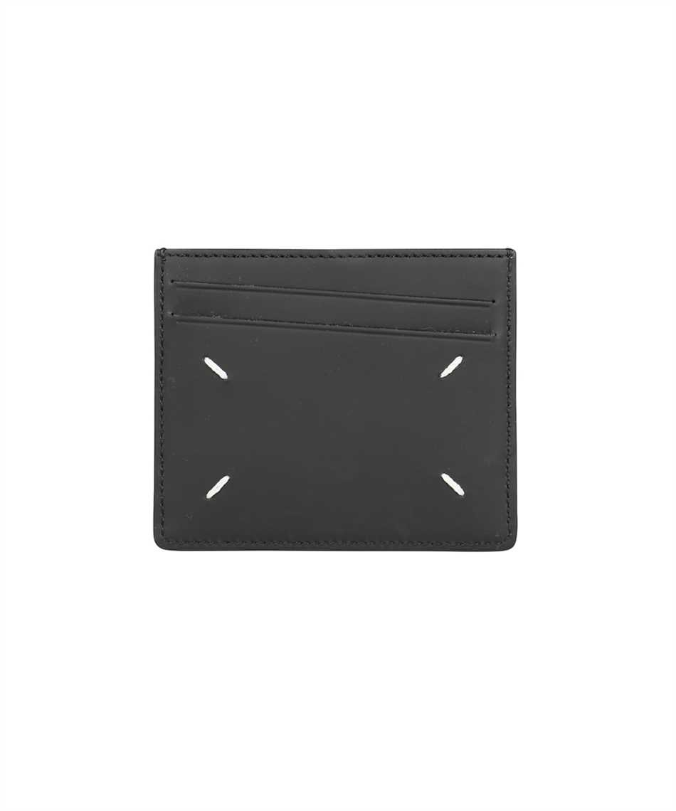 Maison Margiela S35UI0432 PS935 LEATHER Card holder 2