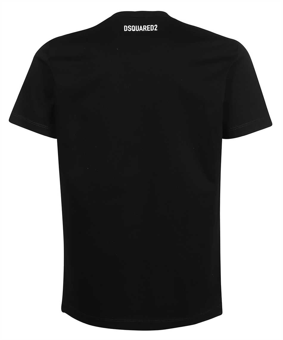 Dsquared2 S71GD1023 S23009 D2 LEAF T-shirt 2