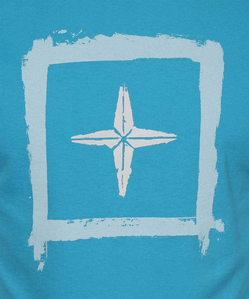 Stone Island 2NS81 STENCIL TWO T-shirt 3