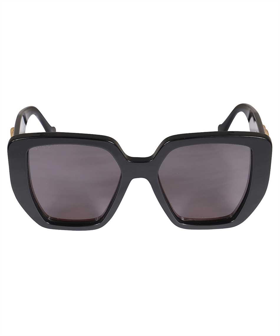 Gucci 663746 J0740 RECTANGULAR-FRAME Sunglasses 1