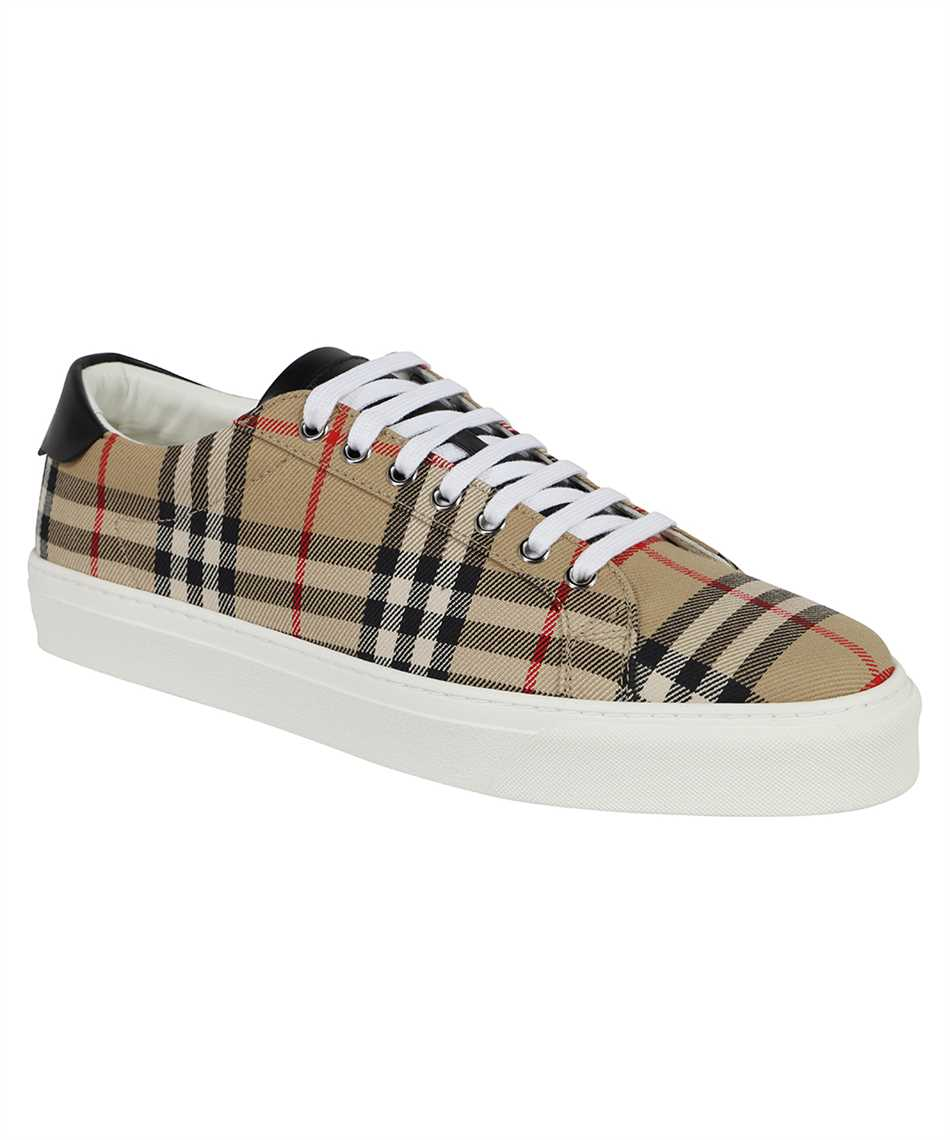 Burberry 8038185 BIO-BASED SOLE VINTAGE CHECK Sneakers 2