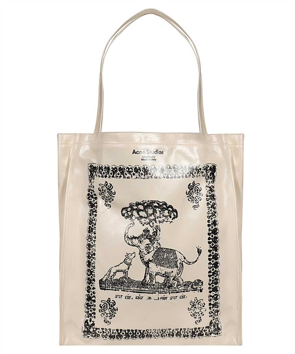 Acne FN UX BAGS000041 OILCLOTH TOTE Bag 1