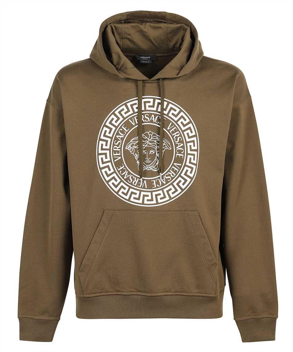 Versace 1001419 1A01052 STAMPE MEDUSA GRECA Hoodie 1