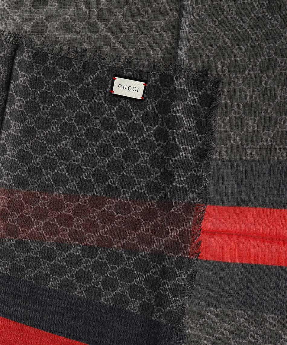 Gucci 497915 4G200 Scarf 2