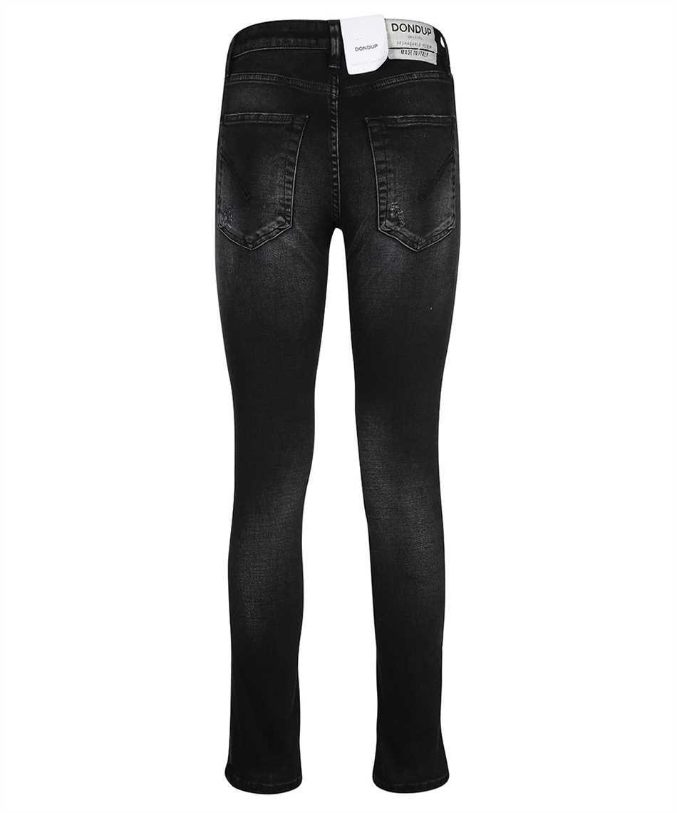 Don Dup DP450 DSE298 BC4 SKINNY FIT IRIS Jeans 2
