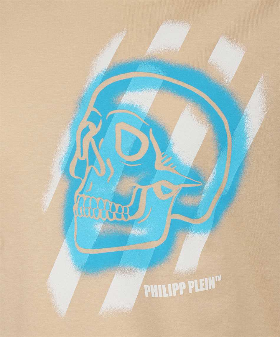 Philipp Plein FAAC MTK5270 PJY002N ROUND NECK SS T-Shirt 3
