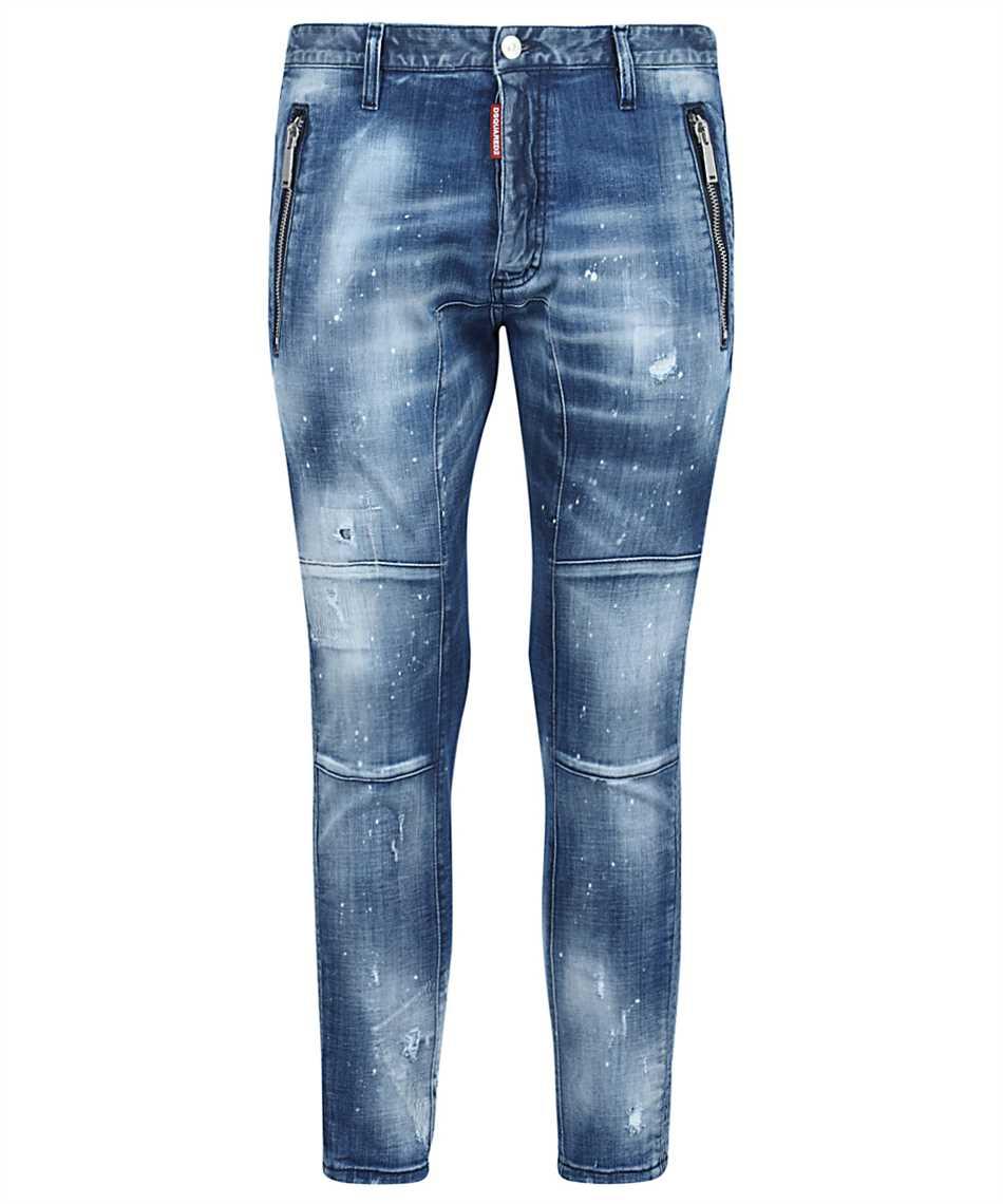 Dsquared2 S74LB0847 S30342 BIKER Jeans 1