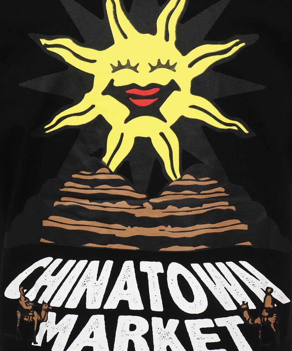 Chinatown Market 1990557 SUNSHINE OVER THE PYRAMIDS T-Shirt 3