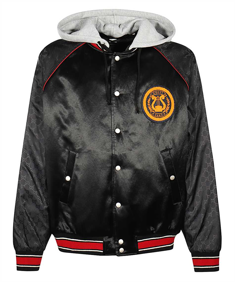 Gucci 568554 ZABX0 BOMBER Jacket 1