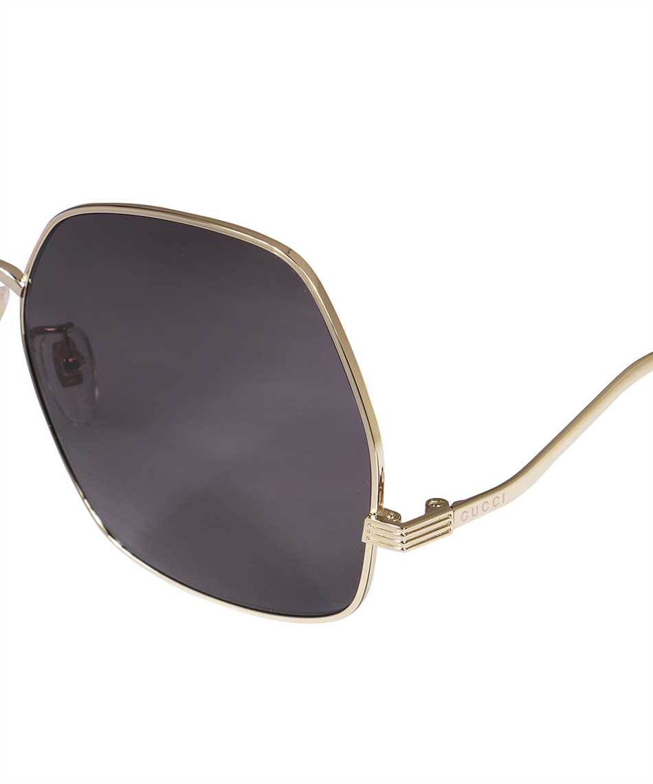 Gucci 663756 I3330 GEOMETRICAL-FRAME Sonnenbrille 3
