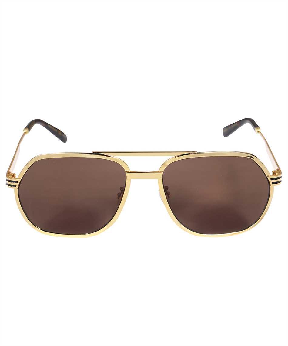 Gucci 663773 I3330 NAVIGATOR FRAME Sonnenbrille 1