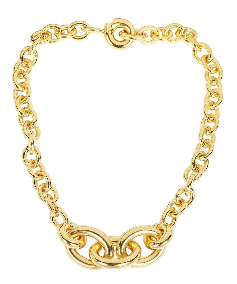 Saint Laurent 669554 Y1500 GRADUATED CHAIN Halskette 1