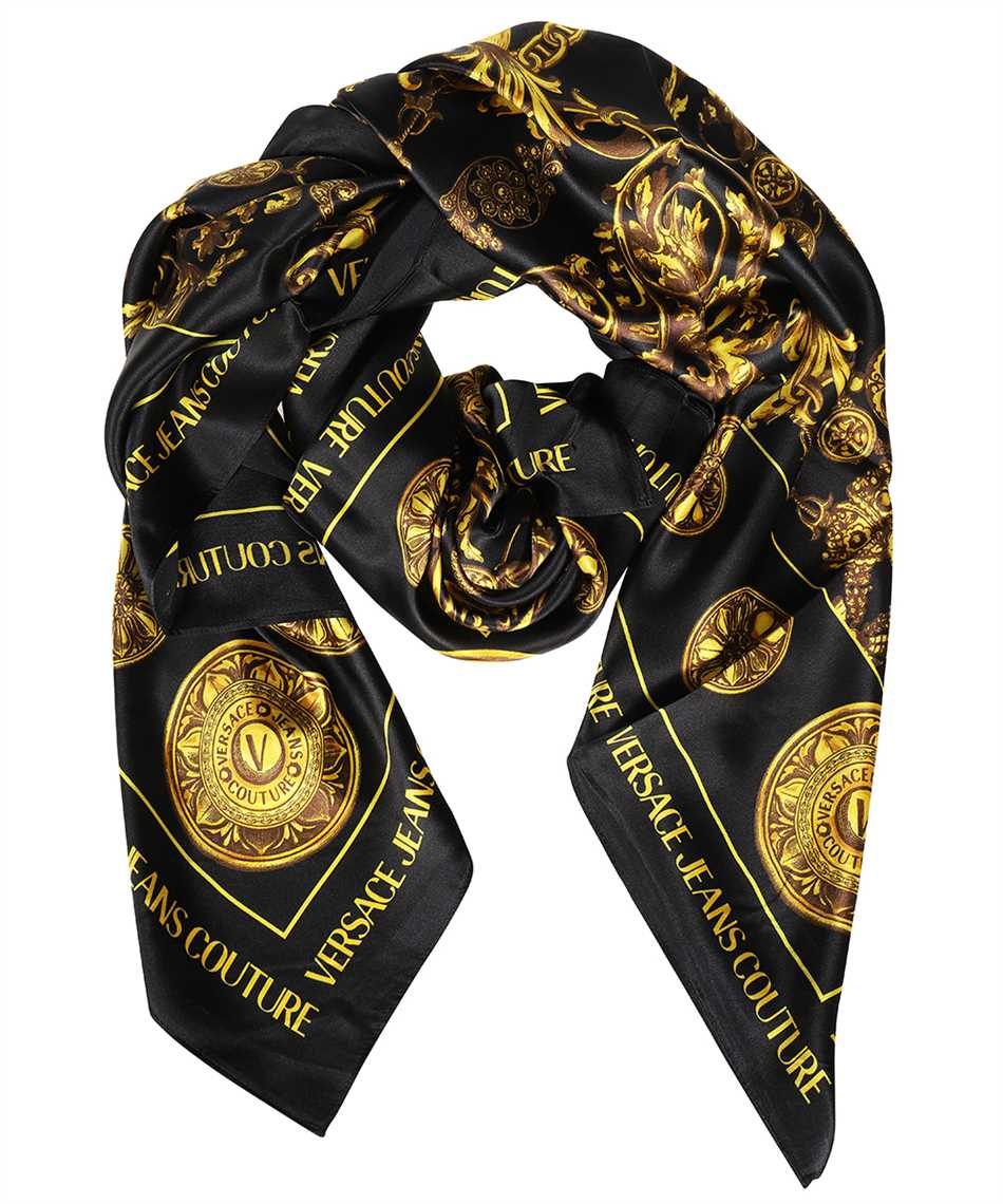 Versace Jeans Couture 71HA7H03 ZG005 SATIN BAROQUE Scarf 1